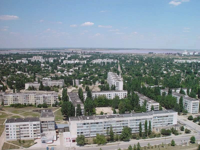 Крым фото Красноперекопск