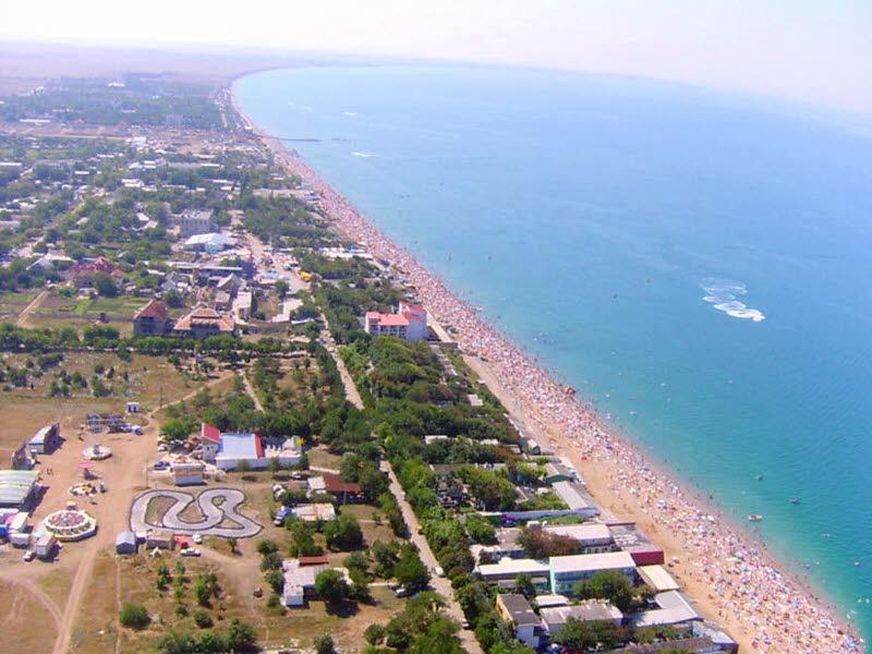 крым пос. николаевка фото