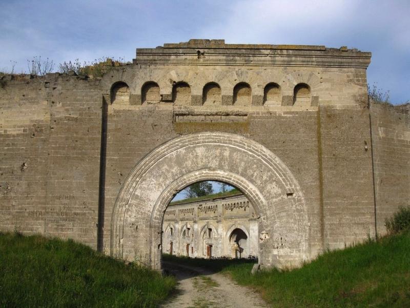 Крепость «Керчь» и форт Тотлебен