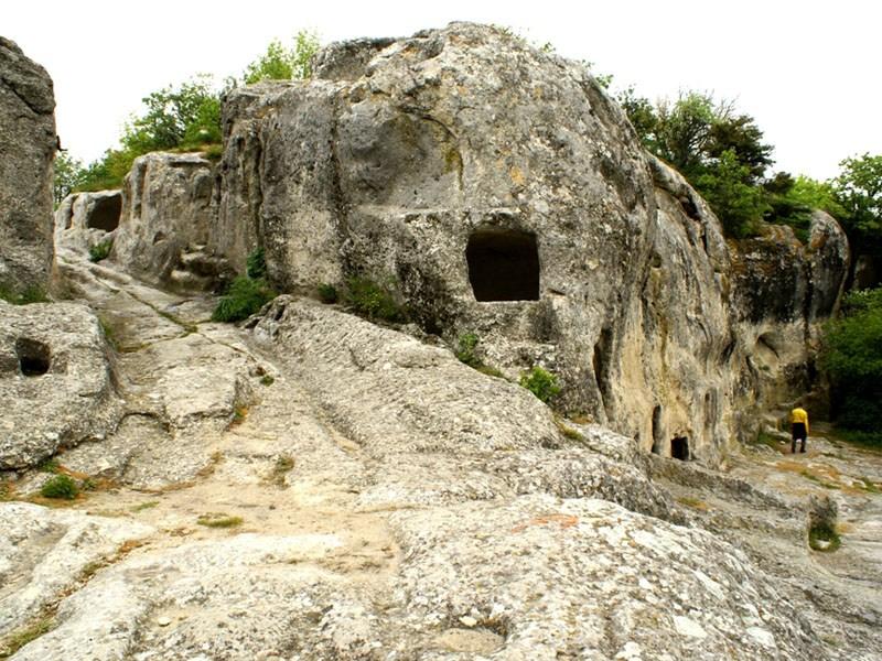 Печерне місто чуфут кале