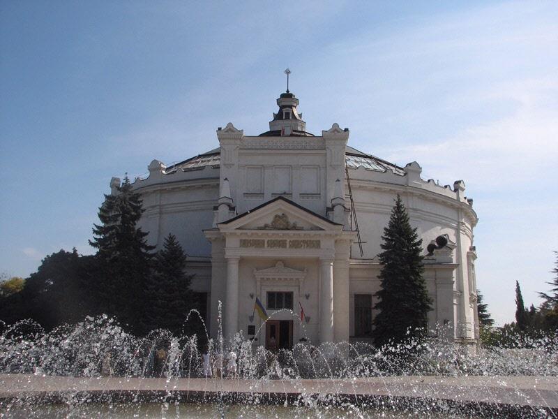 """Панорама  """"Оборона Севастополя 1854-1855 годов """" это не только наиболее популярный городской Музей, но и символ..."""