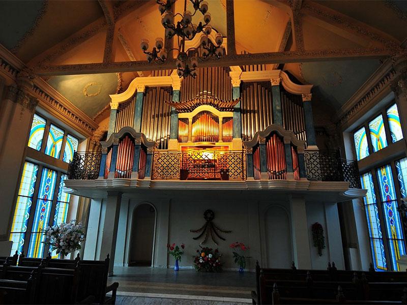 Органные залы картинки